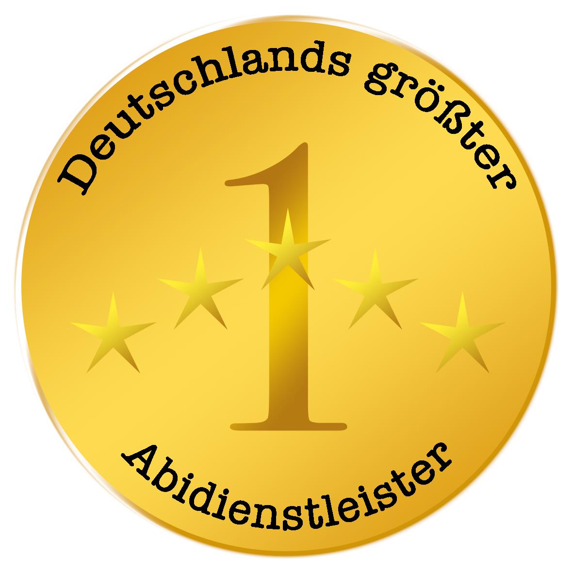 Deutschlands größter Abidienstleister